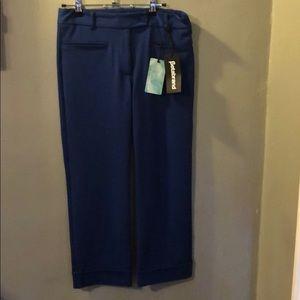 NWT Betabrand Crop Yoga Pants